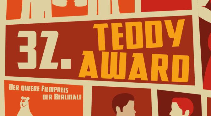 32nd TEDDY AWARD is on the way