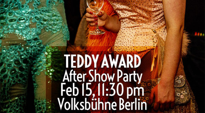 TEDDY After Show Party