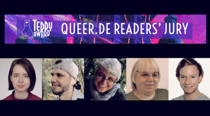 The queer.de Readers Jury