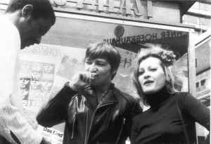 1 Berlin-Harlem Conrad Jennings - R.W. Fassbinder - Ingrid Caven