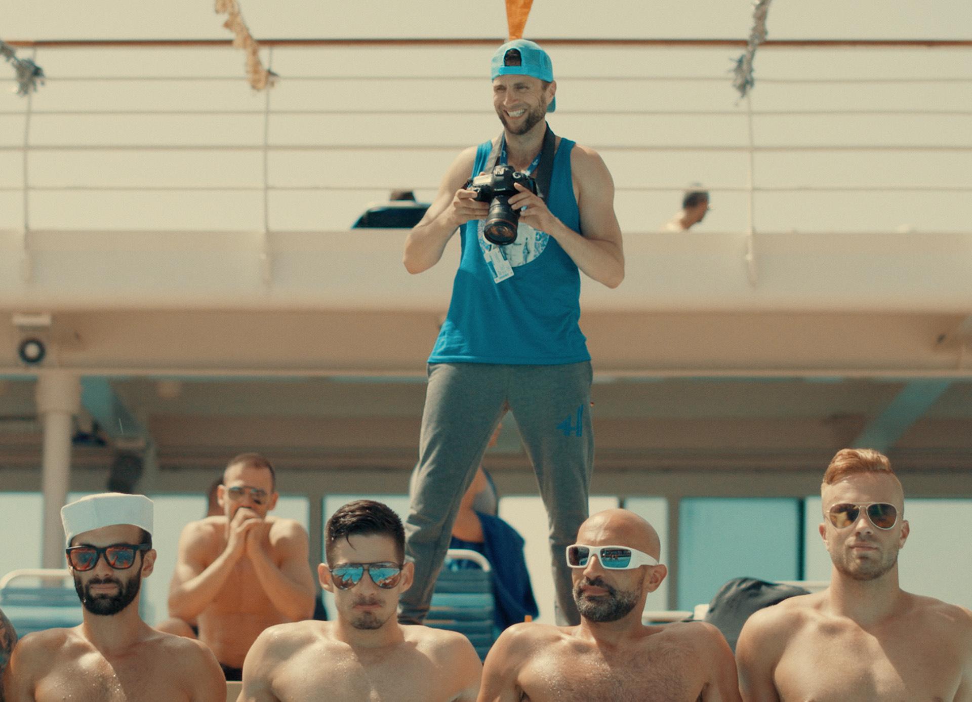 Actor Porno Gay Chris Hader all films at the 31st teddy award   #teddyaward