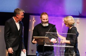 "Francis Lee, director ""God´s Own Country"", winner ""Reader´s Award 2017"""