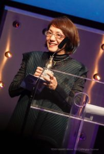 "TEDDY AWARD winner Naoko Ogigami, director ""Close-Nit""-Special Jury Award,"