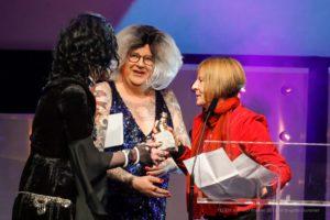 Didine van der Platenvlotbrug, Monika Treut, director, Special TEDDY AWARD 2017