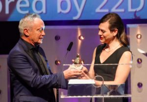 "Udo Kier, Actor, Daniela Vega, actress ""A Phantastic Woman""-Best Feature Film"