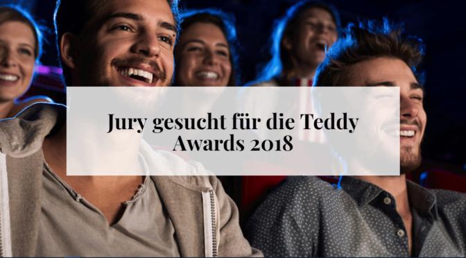 TEDDY Readers Jury gesucht