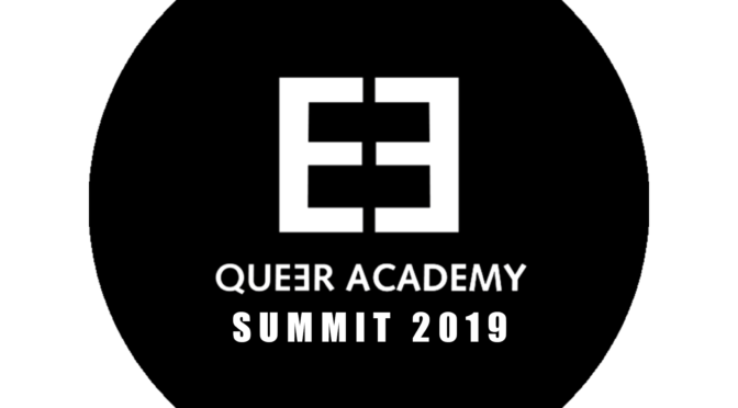 QUEER ACADEMY Summit 2019