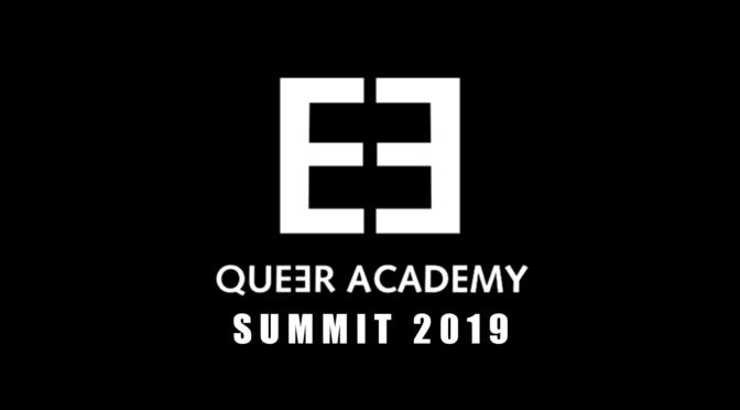 QUEER ACADEMY Summit 2019