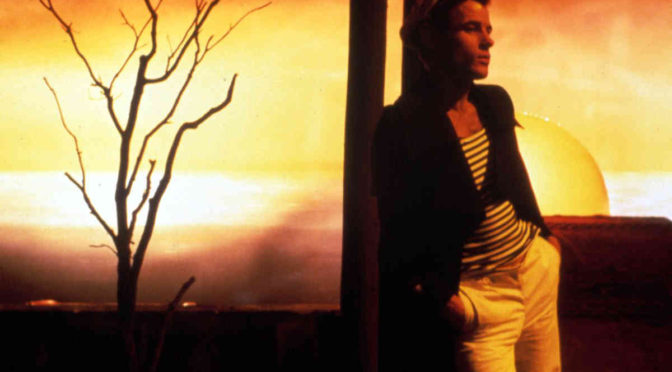 "EVERETT COLLECTION VIA QUAD CINEMA Brad Davis in Rainer Werner Fassbinder's ""Querelle,"" based on the Jean Genet novel."