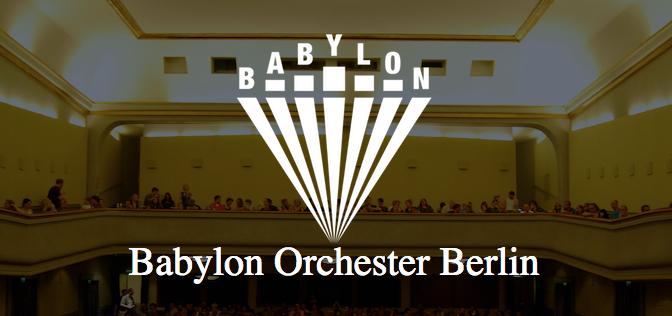 Babylon Orchester Berlin