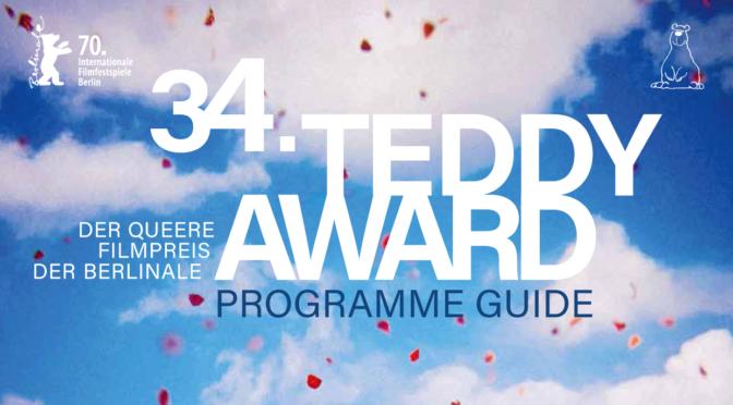 Das TEDDY AWARD Programmheft 2020!