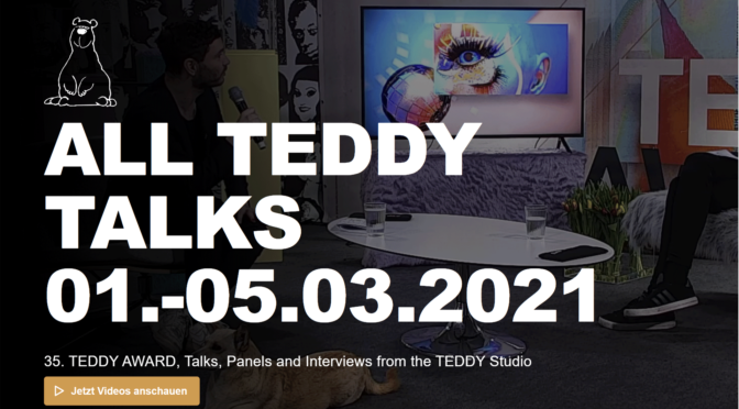 Die TEDDY Talks 2021